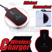 apple efficiency - Wireless Chargers Home Iphone6 Wireless Charging For Samsung Galaxy S7 S7 Edge IPhone7 Etc Fantasy High Efficiency With Retail Package