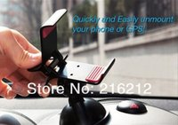 Wholesale Universal Car Windshield Mount Holder Bracket for Mobile Phone MP4 MP5 GPS