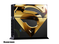 Cheap for PS4 Superman Best PS4/0196  PS4 CONSOLE CONTROLLER