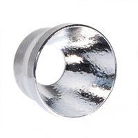 Wholesale 18 mm aluminum quality Jie skin light cup is silvery