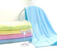 Wholesale 140 cm Bamboo Towel Bath Towel Adult Beach towel toallas quick dry soft cotton towel toalha de banho