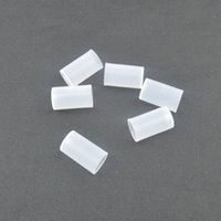 Embouts jetables pour goutte à goutte Test Drip Tip pointe de goutte de silicone pointe ce4 pour CE4 / CE5 / MT3 / VIVI NOVA atomiseur via DHL