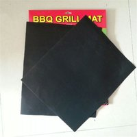 barbecue items - New BBQ grill mat high quality hot selling item Can Grill anything BBQ Tools DHL