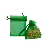 Wholesale Organza Gift Bags x9 CM Pouch Wedding Favor Gift Bags jewellery bags Christmas Wedding partys Gift Wrap