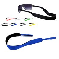 Wholesale High quality Spectacle Glasses Sunglasses Stretchy Sports Band Strap Belt Cord Holder Neoprene Sunglasses Eyeglasses Outdoor