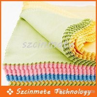 Wholesale LCD Lens Cleaning Cloth for Camera Computer Phone Glass