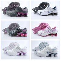 running wear - Nike Air Shox NZ Womens Running Shoes Cheap Original Womens Nike Air Shox NZ Fashion Sport Wear Shoe