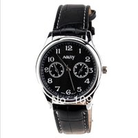 Cheap New Arrival Nary Fashion Japan Quaztz Movement Analog Dial Pu Leather Watch for Men Women Couple High Quality Wrist Watch