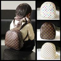 best leather backpacks - best selling Boy Kids Bags Fashion Bag Children Bags Backpacks New Childrens Leather Bag Korean School Bags Child Backpack