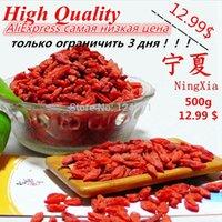organic berries - AAAAA Dry Goji Berry g kg Goqi Organic Food Wolfberry Ningxia Goji Berries Herbal Sex The Tea Chinese Goji Tea