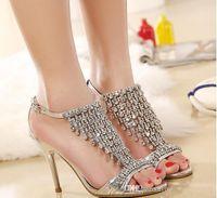 Cheap Taffeta bridal wedding shoes Best One-Shoulder Sheath/Column champagne heels