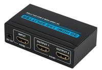 Wholesale High Definition HDMI x1 Switcher converter D HDMI SWITCH HD P for DVD player Set Top boxDV Camera A V Receiver and other HDMI enabl