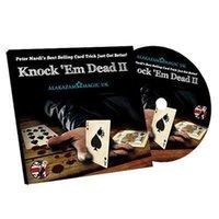 alakazam magic - Peter Nardi and Alakazam Magic Knock Em Dead II