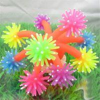 Wholesale Landscaping Aquarium Fish Tank Decorative Colorful Coral Sea Software Urchin