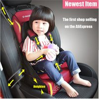 Wholesale portable infant children s car safety seat cushion Kids heighten chair mat Baby dining cushion baby travel necessary