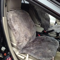 sheepskin car seat covers - Sheep Skin Short Wool Car Seat Covers For Auto Fur Patchwork Sheepskin Without Cap