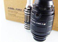 Cheap Original Innokin Cool Fire 2 starter kit VV mod Coolfire 2 from new arrival Cool Fire 2 mod iClear 30B atomizer ego kit DHL Shipping