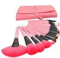 best eyeshadow brush sets - Professional Makeup Brushes Set Charming Pink Cosmetic Eyeshadow Brushes best seller