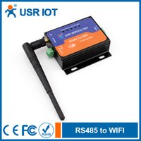 Wholesale USR WIFI232 Serial RS485 to Wifi Converter Embedded Wifi Module FCC CE RoHS TELEC Certificated