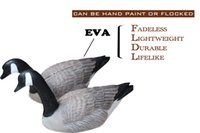 Wholesale goose decoys eva foam paper hunting goose decoys for Canada garden hunting and garden decoration goose decoys more than