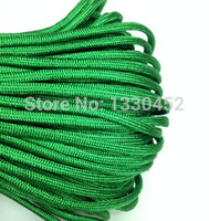 Wholesale 150pcs LB Parachute Cord Lanyard Rope Mil Spec Type Strand outdoor paracord FT meters