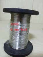 Wholesale 0 mm Diameter Hard Condition SS304 Stainless steel Wire meters