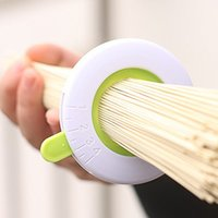 Cheap 1 PCS New Adjustable Spaghetti Pasta Noodle Measure Portions Controller Limiter Tool