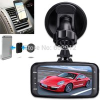 air video recorder - 1080P Full HD Car Auto DVR Camera Video Recorder HDMI Dash Cam Dashboard Dashcam Magnetic Air Vent Mount for Cell Phone GPS