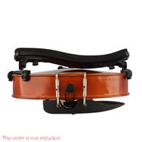 Wholesale High Quality Universal Adjustable Violin Shoulder Rest Plastic EVA Padded for Fiddle Violin I1282