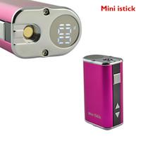 Cheap Hot Sale 100% Original Ismoka mini istick 10w mod iStick mini 1050mah battery Ecigarette mini istick 10w box mods