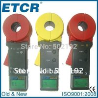 Wholesale Hot Sale ETCR2100 Clamp On Ground Earth Resistance Tester Meter