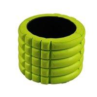 Wholesale EVA Yoga Pilates Fitness Exercise Foam Roller Massage Physio Training Injury Yoga Foam Roller