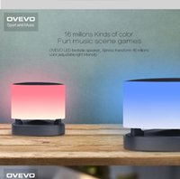 Wholesale Original OVEVO Fantasy Pro Z1 Bluetooth Speaker Mini Smart LED Light Children Baby Bedroom Bedside Night Lamp Touch Panel Button