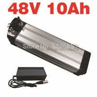 Wholesale v a battery Electric bicycle V Ah li ion battery with free V A charger v12Ah e bike lithium battery