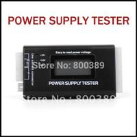 Wholesale PC Pin ATX SATA HD LCD Power Supply Tester