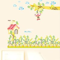 Wholesale Cheaper Wall Stickers - Wall stickers home decoration Hunters wall stickers stickers stickers TV wall hangings Cheap Furnishings background wallpaper DM57-0125