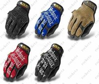 Wholesale MECHANIX WEAR seals gloves Outdoor men s gloves tactical gloves Racing gloves
