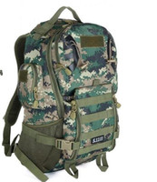Wholesale Ship from USA L Military Tactical Backpack Rucksacks Sport Camping Molle Trekking Bag Shoulder Bag Outdoor Bags N511 backpacks for men