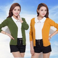 Women cashmere sweater - V neck Cashmere Cardigan Women Knitwear long Sleeve Sweaters for Women Spring Summer Cashmere Outwear Colors LM006
