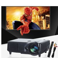 1080p led hdtv - VS Lumens P Full HD Projector W LED Contrast Ratio Supoort NTSC HDTV D ready with Remote Controller