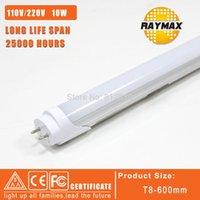 Cheap new item 2014 led tube t8 600mm milky cover 10W G13 INTERFACE white bulbs led tube light RM-T8-10W-06