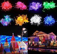 Wholesale Multicolour LED String Light M V V Decoration Light for Christmas Party Wedding