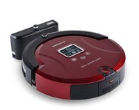 best water vacuum cleaners - Delivery fast Best Gift Intelligent Robotic Vacuum Cleaner with LCD Screen Touch Control in