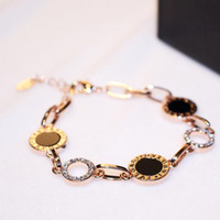 Wholesale Korean fashion exquisite and full circle Bracelet really the major suit plated hair Bracelet fashion exquisite mountain tea