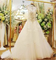 Robe de soirée en satin de mariée