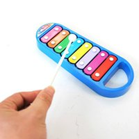 best instruments to learn - Best Seller Children Baby Musical Toys Hand Knock Piano Instrument Improve Kid Sensitive To Colors Sounds For Christmas Gift