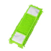 Wholesale Hot Selling Mops Head Floor Cleaning Chenille Mop Head Home Dust Refill Microfiber Top Household Replacement Easy Washing JG0002 salebags