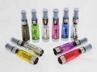 Cheap eGo CE4 Atomizer Electronic Cigarette Cartomizer 4 Long Wicks 1.6ml 2.4ohm For eGO T Battery Kit e-Cigarette e cig Clearomizer Free Shipping