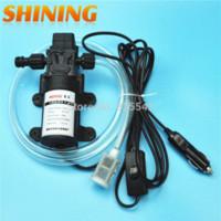Wholesale DC V Electric W High Pressure Portable Car Washer Washing Machine Car Wash Washing Pump Tool Kit Free Gift M45543