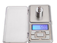 Wholesale 200g x g g x g Electronic Digital Jewelry weigh Scale Balance Pocket Gram LCD Display With Retail Box Factory price